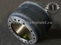 5440-3502070 Башмак балансира в сборе со втулками (сталь)